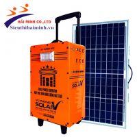 Máy phát điện mặt trời SV-COMBO-600V (Vali kéo)